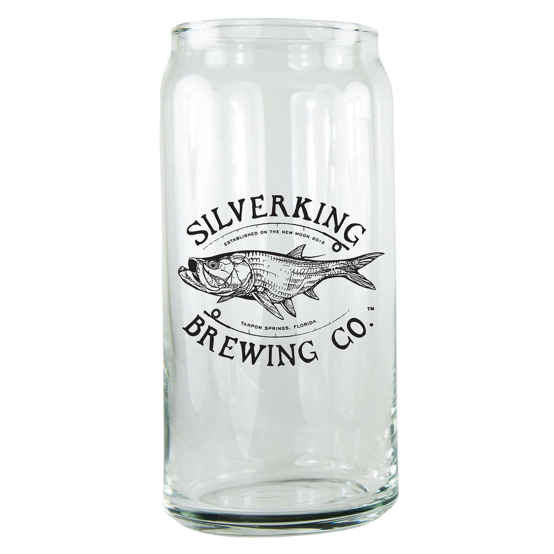 Oz Beer Can Glass